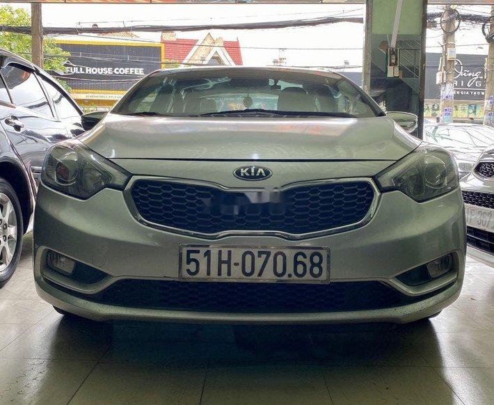 Cần bán lại xe Kia K3 năm sản xuất 2015 còn mới0