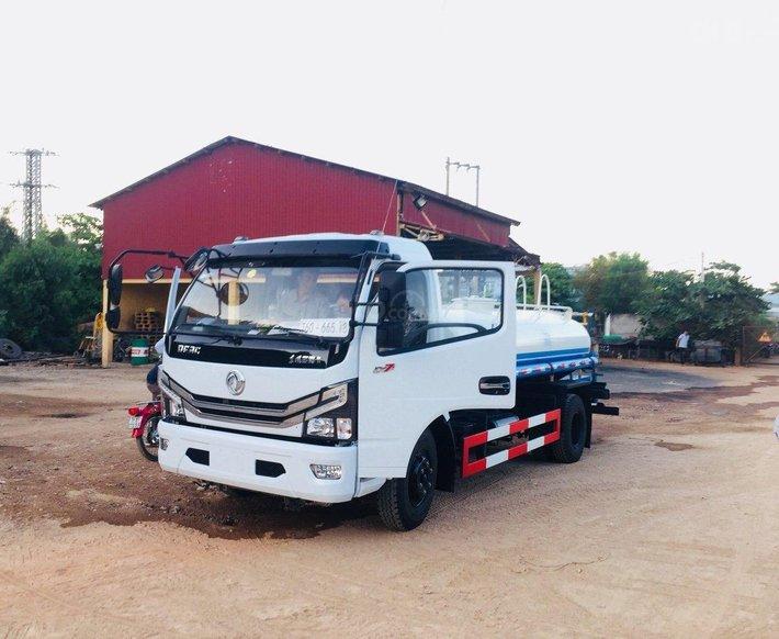 Bán xe Xitec nước tưới cây, dập bụi 5 khối nhập khẩu giá rẻ0