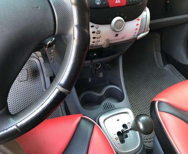 Bán nhanh chiếc Peugeot 107 sản xuất 2011, nhập khẩu nguyên chiếc8