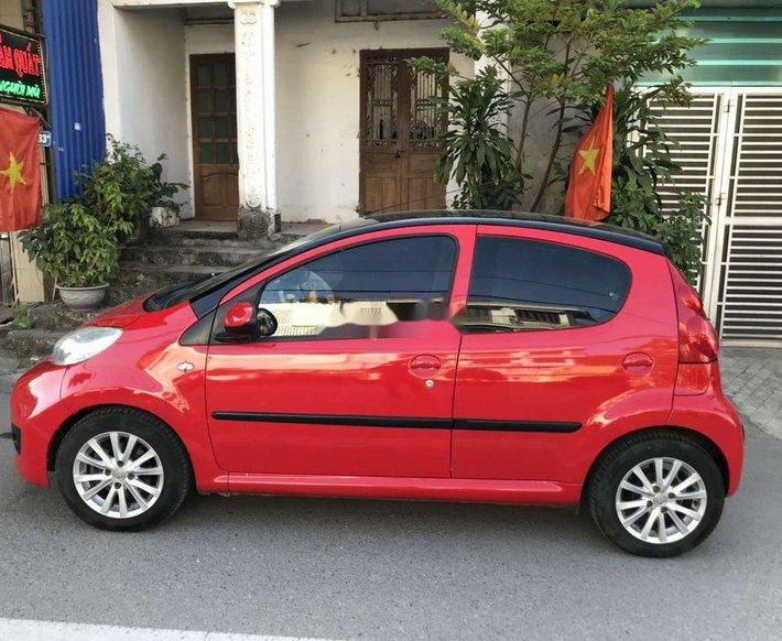 Bán nhanh chiếc Peugeot 107 sản xuất 2011, nhập khẩu nguyên chiếc4