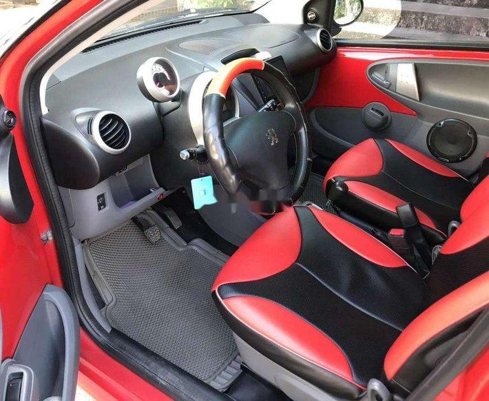Bán nhanh chiếc Peugeot 107 sản xuất 2011, nhập khẩu nguyên chiếc6
