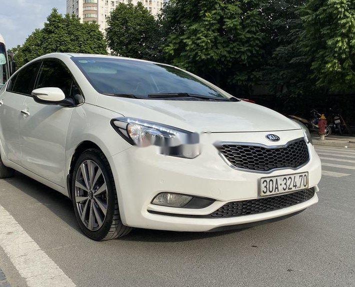 Cần bán xe Kia K3 sản xuất năm 2014, xe một đời chủ giá ưu đãi0