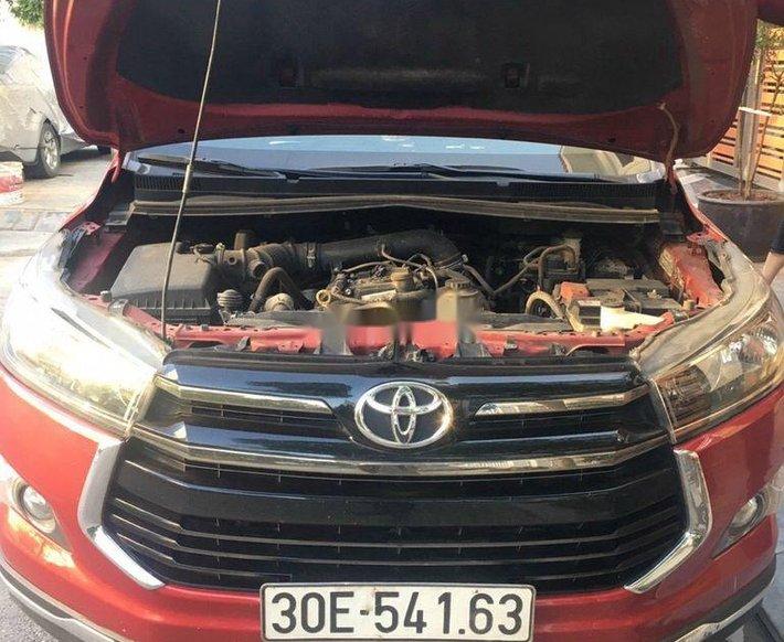 Bán Toyota Innova sản xuất năm 2017, giá ưu đãi còn mới0