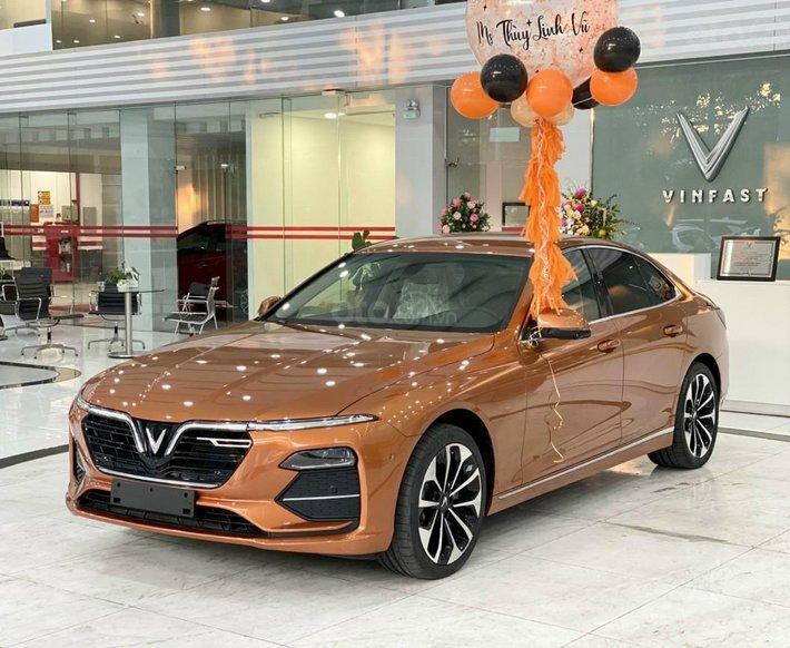 [Duy nhất tháng 1 - VinFast LUX A2.0] rinh xe chỉ 75 triệu đồng - lăn bánh chỉ từ 138 triệu đồng - Ưu đãi hơn 500 triệu0