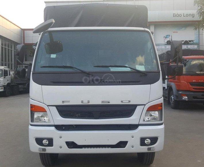 Fuso Fi12 thùng 6m7, tải 7.150kg, xe 2017 Euro 3 bản giới hạn0