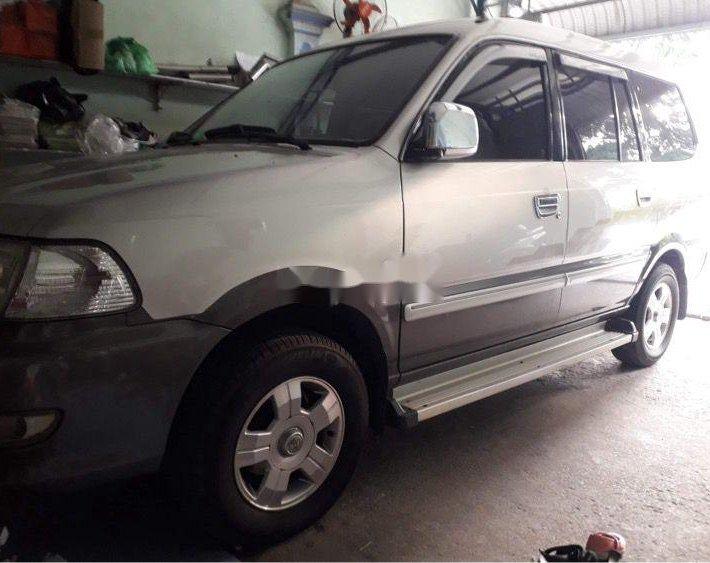 Bán Toyota Zace năm sản xuất 2005, màu bạc còn mới0