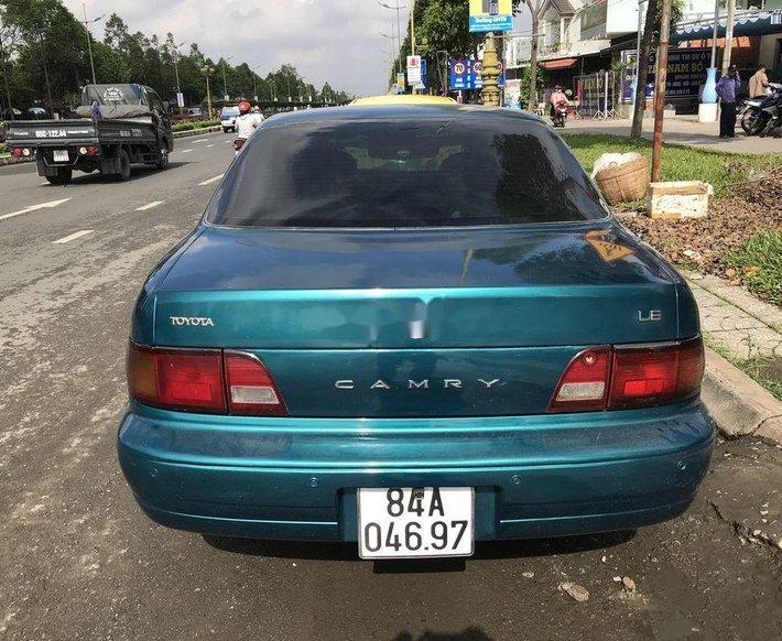 Bán Toyota Camry đời 1993, màu xanh lục, nhập khẩu chính chủ, giá 139tr0