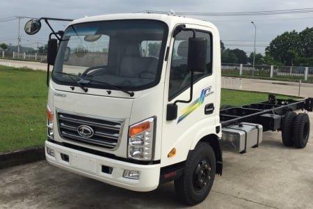 Cần bán xe tải Teraco 190SL 1.9 tấn thùng dài 6m2 sản xuất năm 20201