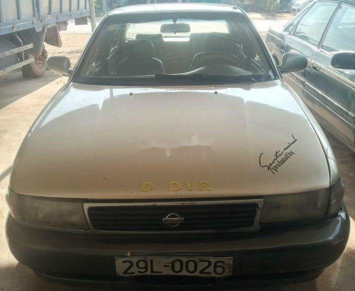 Bán Nissan Sunny đời 1992, màu bạc, nhập khẩu, 29 triệu0