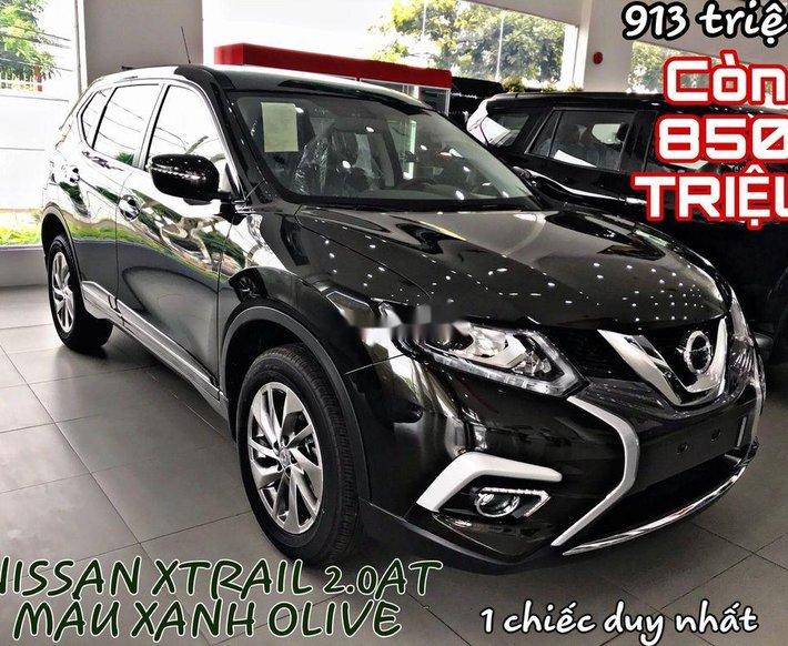 Bán xe Nissan X trail năm 2020 - Nissan Cần Thơ0