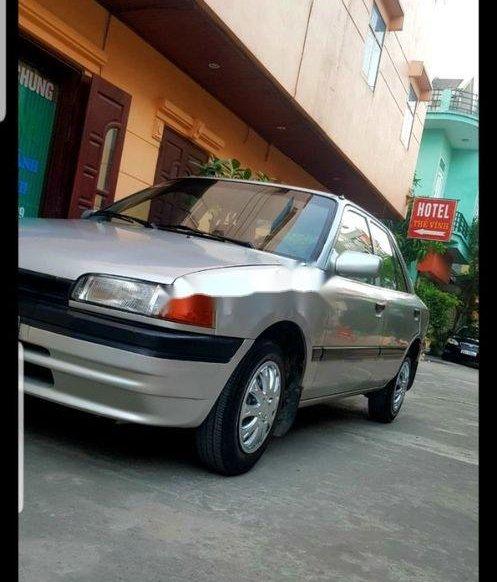 Cần bán gấp Mazda 323 năm sản xuất 1996, xe nhập, giá tốt0
