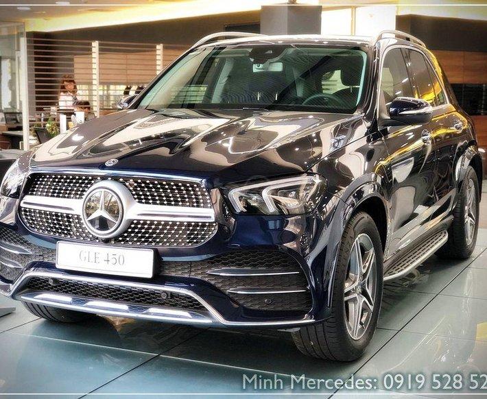 Mercedes-Benz GLE 450 2021 - SUV 7 chỗ nhập Mỹ - Xe Giao Ngay - Bán Trả Góp.0