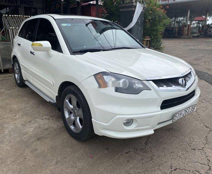 Xe Acura RDX sản xuất năm 2007 còn mới0