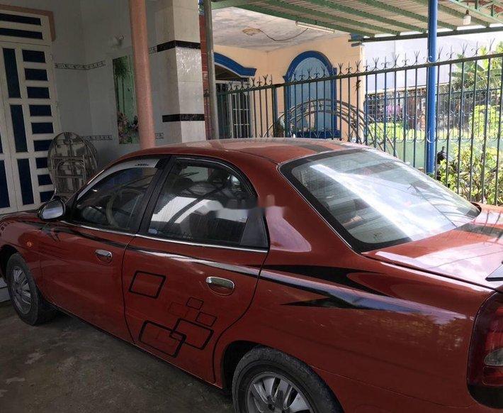 Bán ô tô Daewoo Evanda đời 2003, màu đỏ chính chủ0