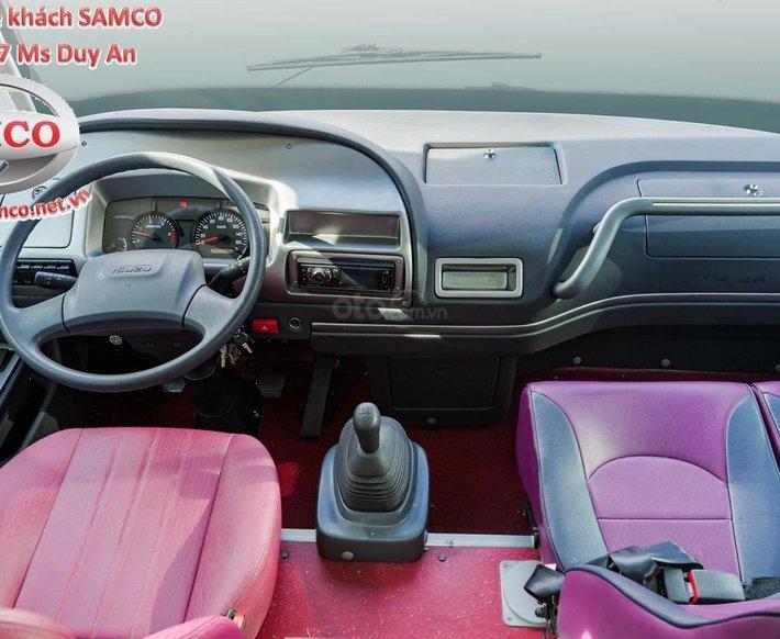Bán xe khách Samco Allergo 29 chỗ ngồi5