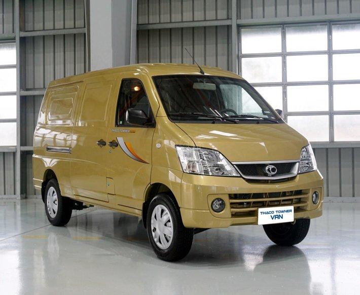 [TP. HCM] giải pháp xe đi giờ cấm xe tải Towner Van 2S - 5S có xe sẵn0
