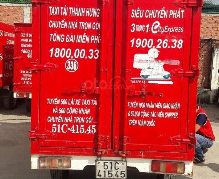 Công ty CPTĐ Thành Hưng cần thanh lý lô 20 xe tải nhẹ SYM5