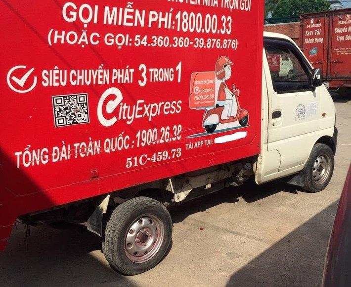 Công ty CPTĐ Thành Hưng cần thanh lý lô 20 xe tải nhẹ SYM3