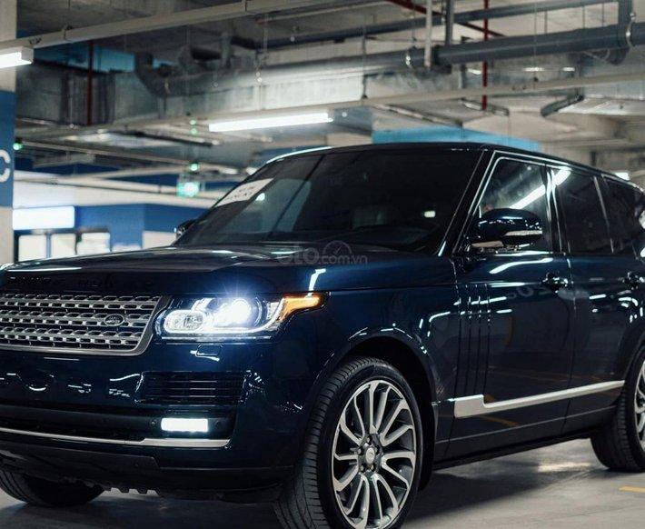 Bán nhanh chiếc Range Rover Vogue máy dầu 20130