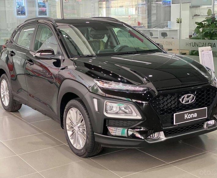 Bán Hyundai Kona 2021 giảm ngay 32tr vào thẳng giá, xe đủ màu, giao ngay, kèm quà tặng chính hãng khủng0