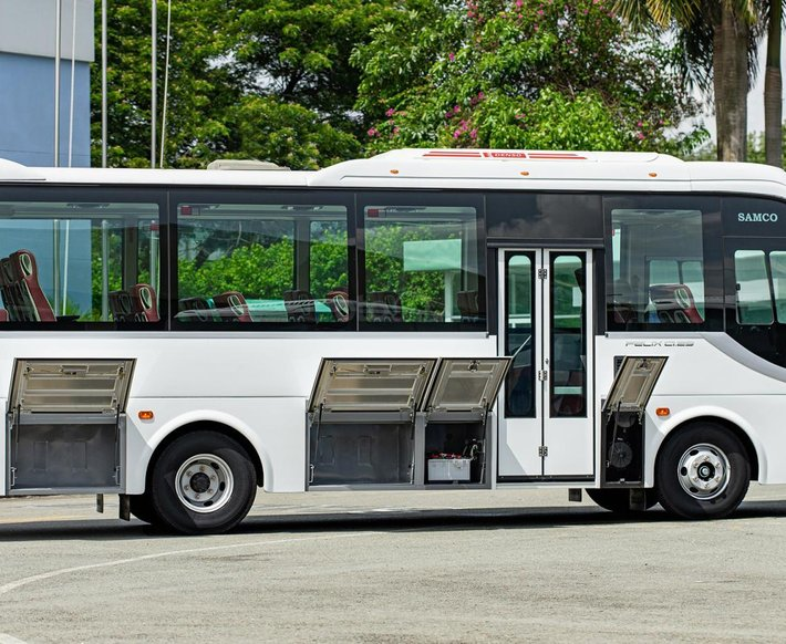 Bán xe khách Samco – Isuzu 29, 34 chỗ ngồi, 01 cửa3