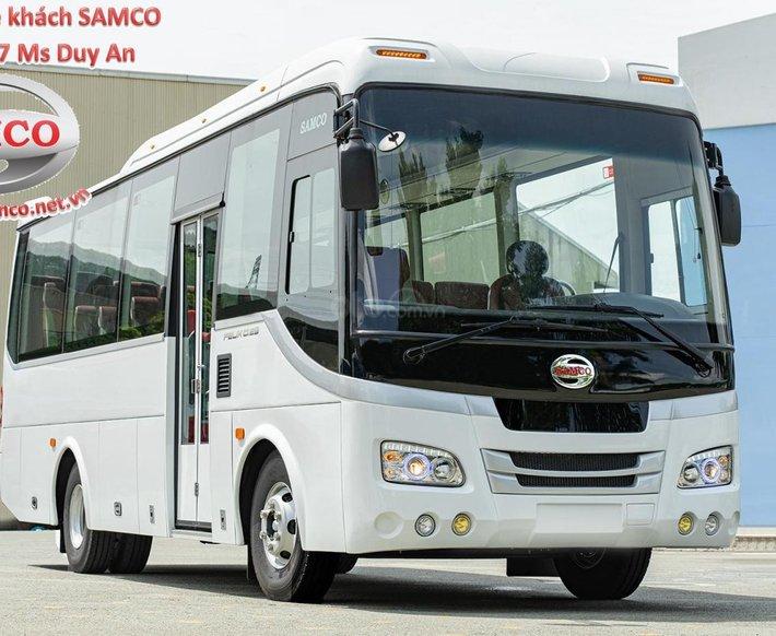 Bán xe khách Samco 29 chỗ ngồi động cơ Isuzu 5.2cc - Samco Felix Ci0