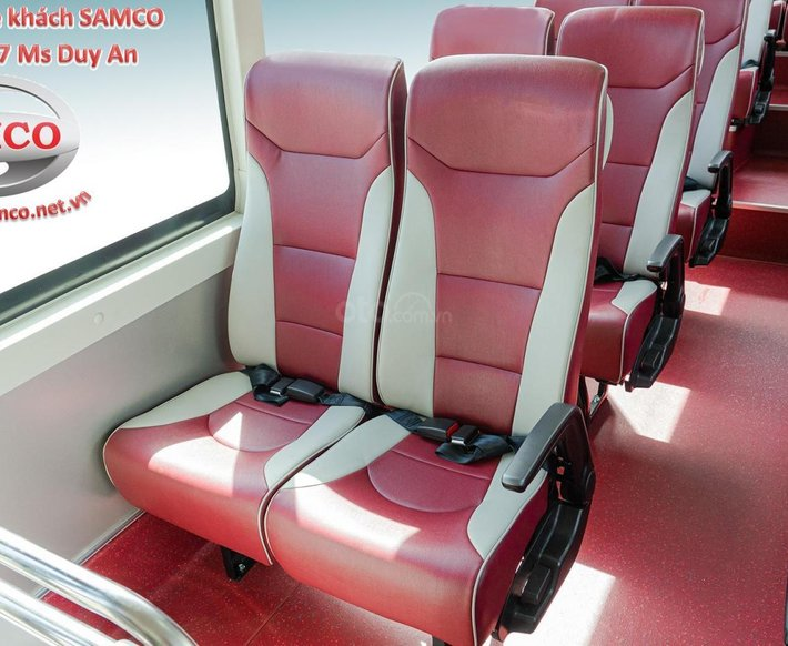 Bán xe khách Samco 29 chỗ ngồi động cơ Isuzu 5.2cc - Samco Felix Ci5