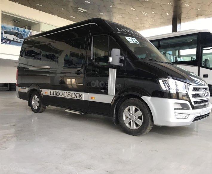 Bán gấp xe Solati Limousine siêu VIP 10 ghế massage cao cấp - giá như thanh lý - chỉ trả 20% nhận xe ngay0