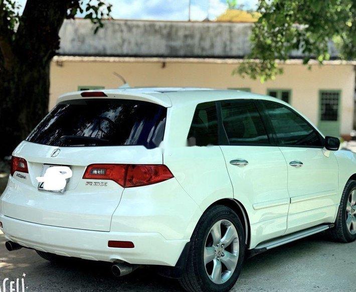 Cần bán Acura RDX đời 2007, màu trắng, nhập khẩu 0