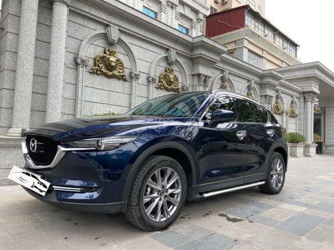Bán ô tô Mazda 5 năm 2020, màu xanh lam, giá tốt1