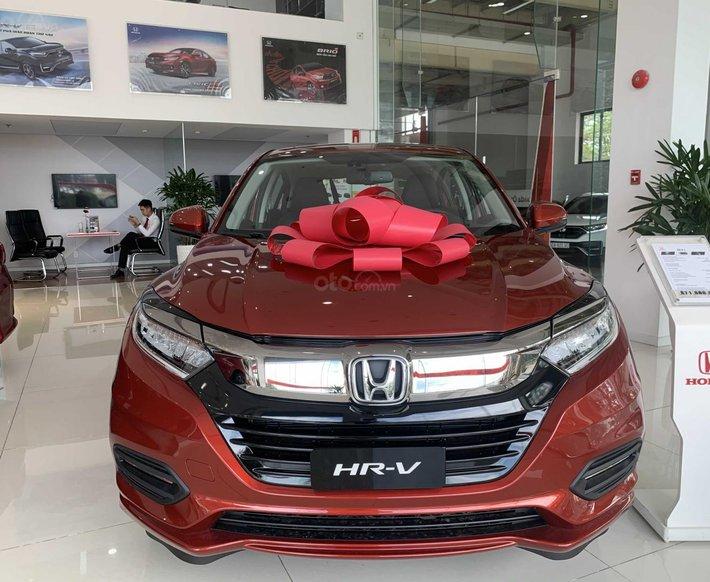 {Đồng Nai} Honda HRV 2021 khuyến mãi sốc, nhập Thái 100%, giao ngay, hỗ trợ vay 80%0