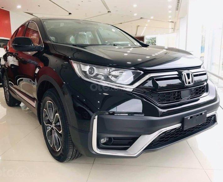 Honda Ô Tô Đồng Nai bán Honda CRV 2021, giảm tiền mặt, tặng 100% phí TB, trả 300tr nhận xe ngay0