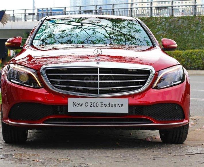 Bán xe Mercedes C 200 đời mới 2021, đưa trước 20% nhận xe ngay, cam kết giá tốt nhất khu vực miền Nam0