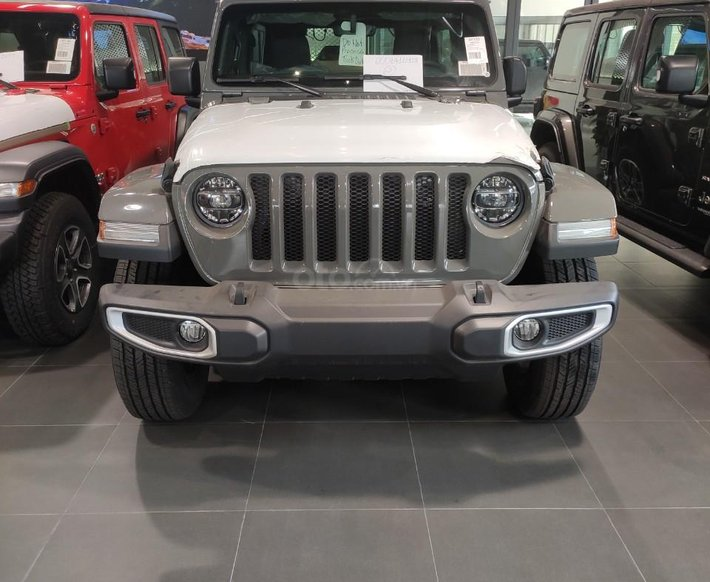 Jeep Wrangler 2021 mới 100% chính hãng giao ngay, nhập Mỹ, giá nào cũng bán0