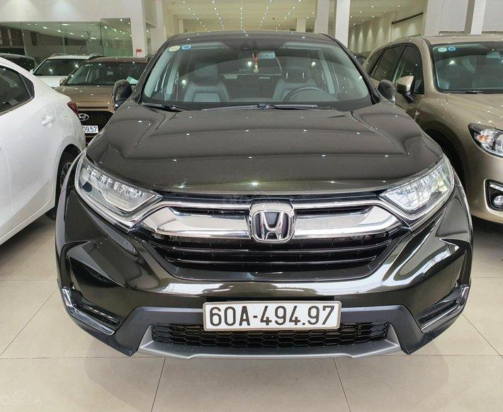 Bán xe Honda CR V sản xuất 2018, giá chỉ 940 triệu, xe siêu đẹp0