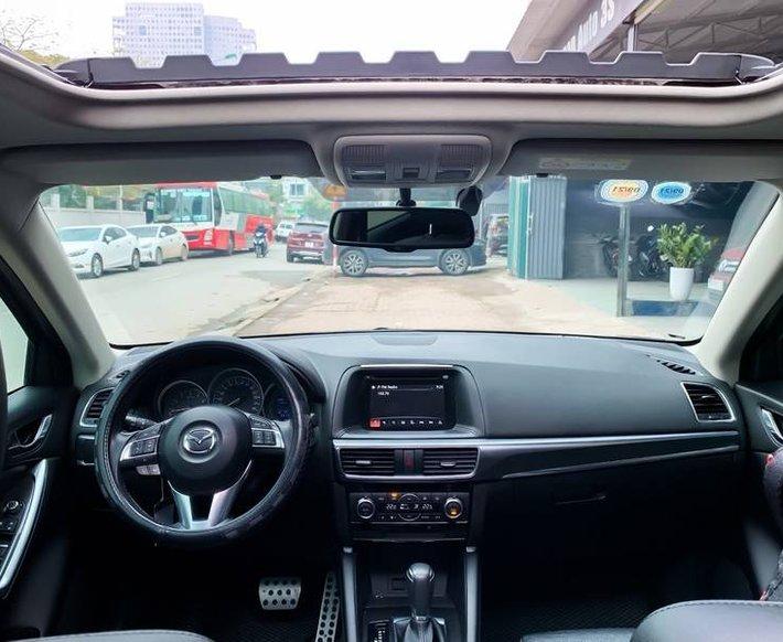 Cần bán Mazda 5 sản xuất năm 2017, màu đen chính chủ, giá tốt7