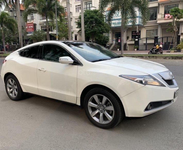 Cần bán xe Acura ZDX SX 2010, màu trắng giá 1 tỷ 130 triệu0