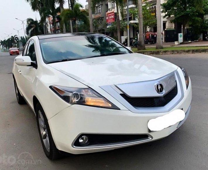 Cần bán xe Acura ZDX năm sản xuất 2010, màu trắng0