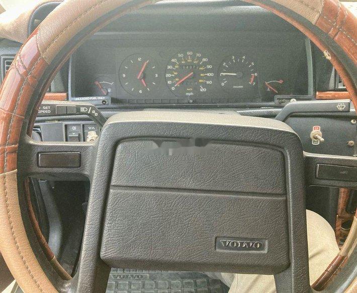 Bán Volvo 740 năm sản xuất 1985, màu bạc, xe nhập 7
