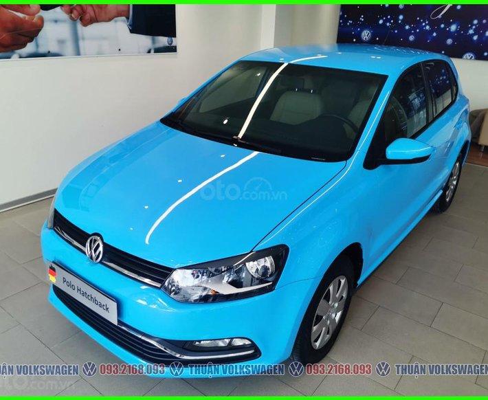 [Volkswagen Sài Gòn ] Polo Hatchback xe chắc chắn, nhỏ gọn, đơn giản và tiện dụng hơn những chiếc xe cùng phân khúc khác0