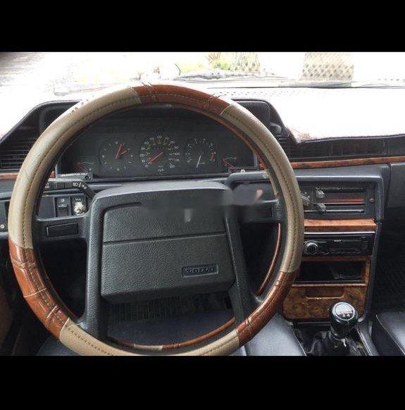 Bán Volvo 740 năm sản xuất 1985, màu bạc, xe nhập 11