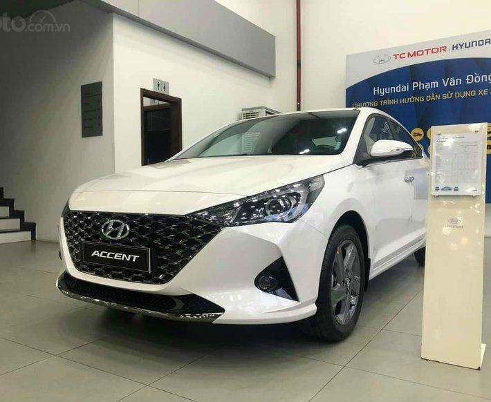 Khuyến mãi lớn - Hyundai Accent 2021 - mẫu mới giá hời mùa Covid0
