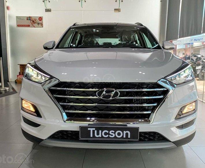 Hyundai Tucson Facelift 2021 mới, hỗ trợ bank 85%, nhận quà từ hãng, giao xe ngay0