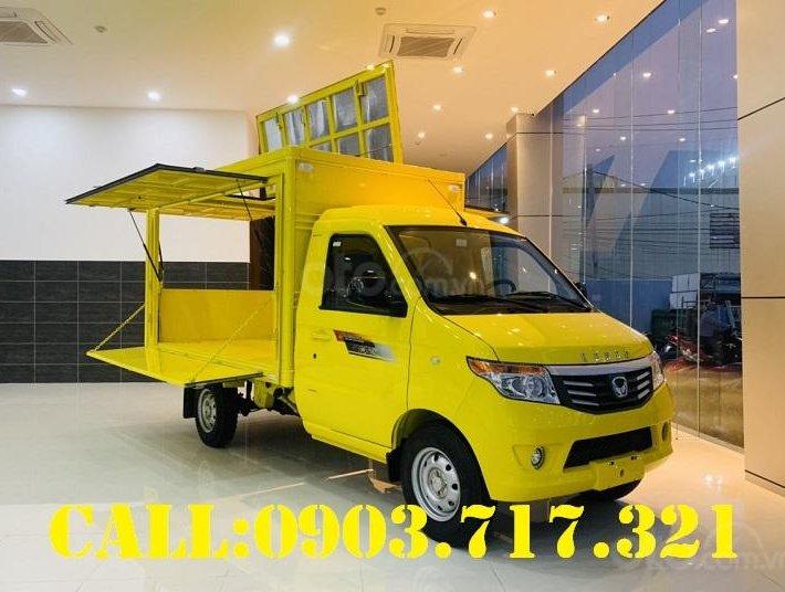 Bán xe tải Kenbo 900kg thùng cánh dơi giao xe ngay, giá tốt hỗ trợ trả góp qua ngân hàng7