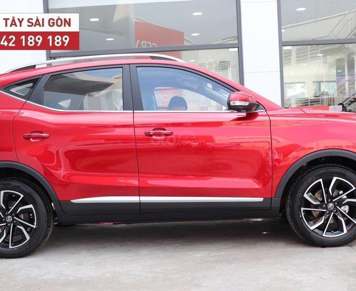 Cần bán MG ZS Luxury, màu đỏ, giá mùa dịch0