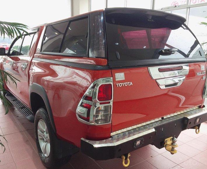 Bán Toyota Hilux 3.0G 4x4 AT sản xuất năm 20163