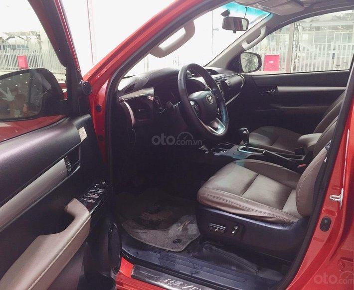 Bán Toyota Hilux 3.0G 4x4 AT sản xuất năm 20166