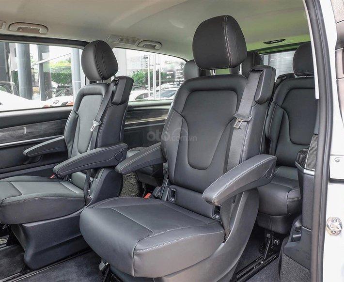 V-Class Mercedes-Benz V250 Luxury, dòng xe MPV 7 chỗ sang trọng, nhập khẩu nguyên chiếc, có xe giao ngay4