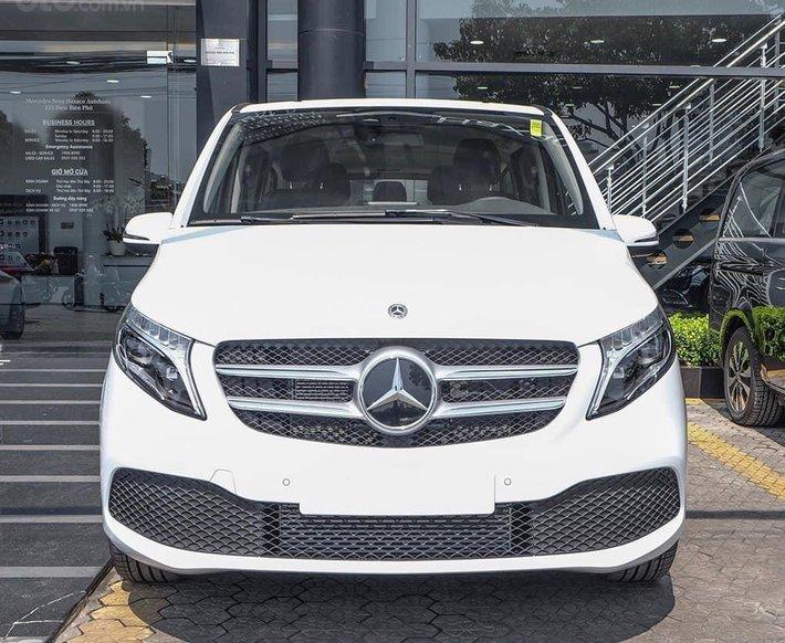 V-Class Mercedes-Benz V250 Luxury, dòng xe MPV 7 chỗ sang trọng, nhập khẩu nguyên chiếc, có xe giao ngay6