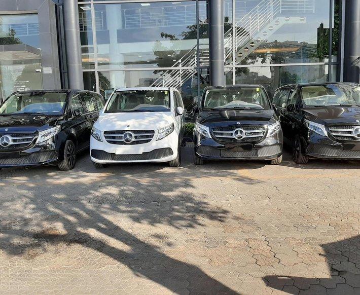 V-Class Mercedes-Benz V250 Luxury, dòng xe MPV 7 chỗ sang trọng, nhập khẩu nguyên chiếc, có xe giao ngay10